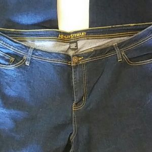 Ashley Stewart Blue Jeans - Size 20W